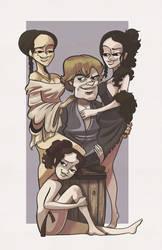 Tyrion by StevenRayBrown
