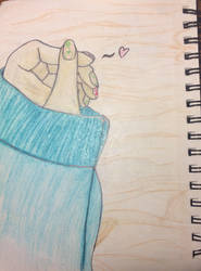 More hand drawings by Jeffa-Liang