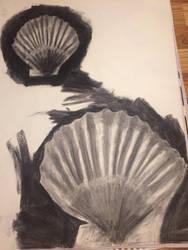 Shell man  by Jeffa-Liang