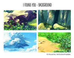 background by lisiCat
