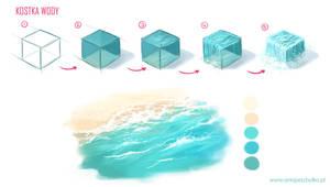 Water by lisiCat
