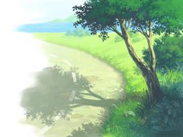 Landscape by lisiCat