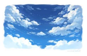 Sky by lisiCat