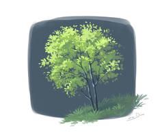 Tree by lisiCat