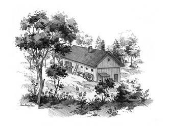 Village by lisiCat