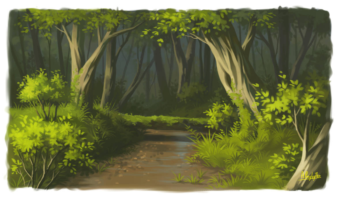 Forest by lisiCat