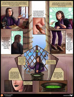TG Comic - Professor Snape and Sweets - Part 2/3 by TheMightFenek