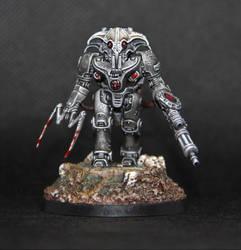Man of Iron 1 by LitrikTournevis