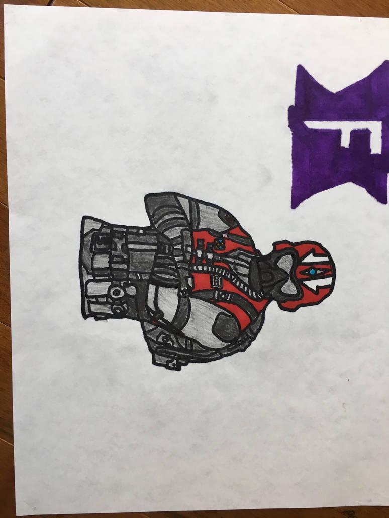 Fortnite Wingman Drawing By ALPALTHEYO ...