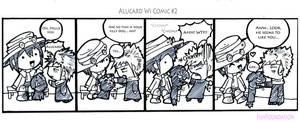 Alucard Wi Comic 2 by FishFoundation