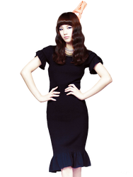 Suzy PNG by AlleakiMikaela