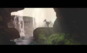 dinosaur concept 3 by ArTomsey