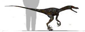 dinosaur concept 4 by ArTomsey