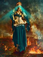 FireGoddess by VertigoEBC