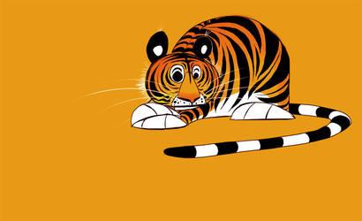 El Tigre by cookedart