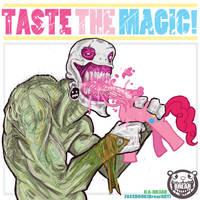 TASTE THE MAGIC by BR3AR