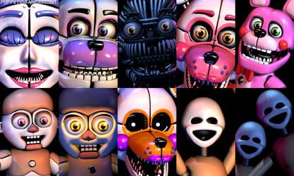 SL: Custom Night Remake by Puppetio