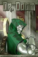 Dr. Doom by fernandogoni