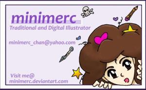 minimerc's Profile Picture