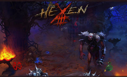 Hexen III by ultracold
