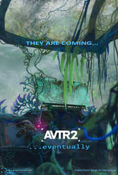 Avtr2020 Tease1 Poster by ultracold