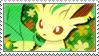 Pkmn Leafeon Stamp by vanilla-dog
