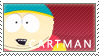SP Cartman Stamp by vanilla-dog