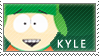 SP Kyle Stamp by vanilla-dog