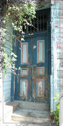 Istanbul Door by czarp
