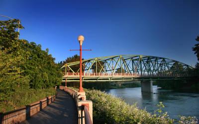 Ferry Street Bridge by oo7genie