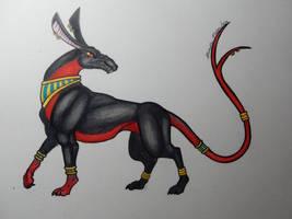 The Set Animal by DragonPhoenix159