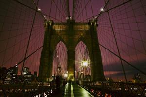 Brooklyn bridge by GretaTu