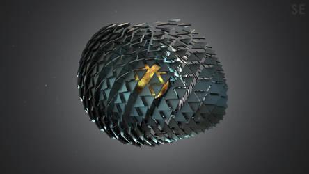 Digital egg by mudakisa
