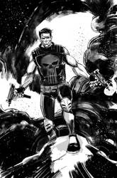 Punisher_003 by IttoOgamy