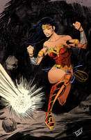 Wonder Woman by IttoOgamy