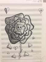 2016 Sketch Dump #3 by warrior-princess46