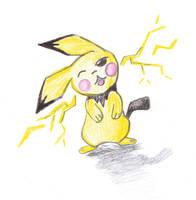 Day 8: Draw Your Favorite 2nd Generation Pokemon by Deus-Suetonius