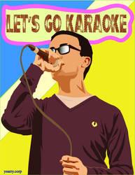 lets go karaoke by yearry
