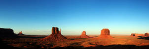 Monument Valley by tylerscottsmith