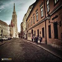 Old street by piximi