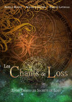 Les chants de Loss Book three cover by psychee-ange