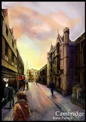 City street Concept: Cambridge by Tathewak