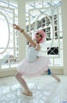 Princess Tutu Cosplay: Reaching for the Prince by HatterSisters