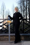 Saber Cosplay Fate/Zero by HatterSisters
