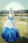 Queen Frostine Cosplay: Spring is Coming by HatterSisters