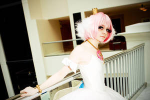 Princess Tutu Cosplay: Waiting for my Prince by HatterSisters