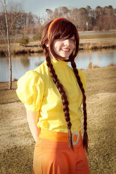 Sheeta Cosplay Castle in the Sky by HatterSisters
