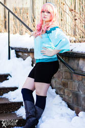 Sheryl Nome Cosplay by HatterSisters