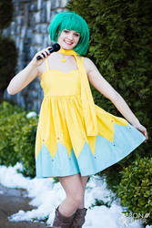 Ranka Lee Cosplay: What Bout my Star by HatterSisters