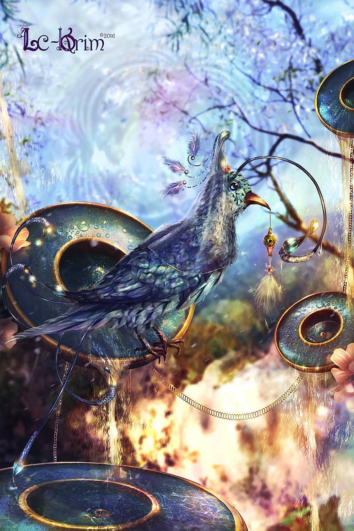 Potion of Soul Bird Lc-korim 2016 by Lc-Korim
